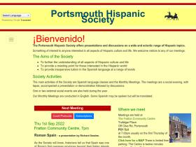 spanishportsmouth.org.uk
