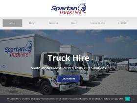 spartantruckhire.co.za