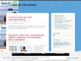 speciallifeautism.wordpress.com
