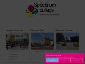 spectrumcollege.be