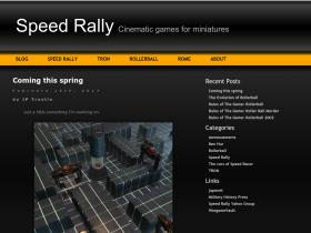 speedrally.net