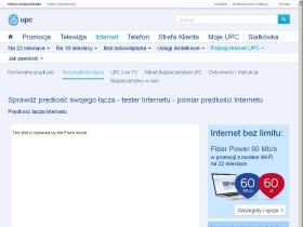 speedtest.upc.pl