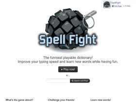 spellfight.com