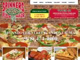 spinnerspizzaparlor.com