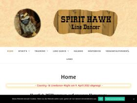 spirit-hawk-linedancer.de