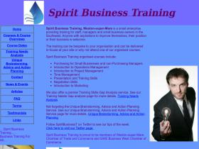 spiritbusinesstraining.co.uk
