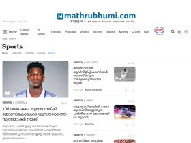 sports.mathrubhumi.com