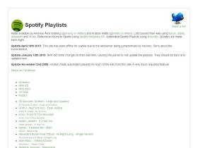 spotify.erlang.no