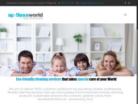 spotlessworld.co.uk