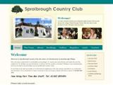 sprotbroughcountryclub.co.uk