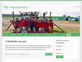 st-aloysiusscouts.be