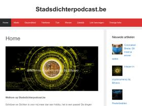 stadsdichterpodcast.be