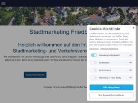 stadtmarketing-friedberg.de