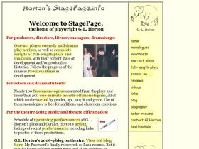 stagepage.info