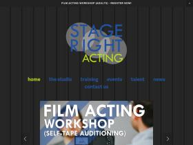 stagerightacting.com