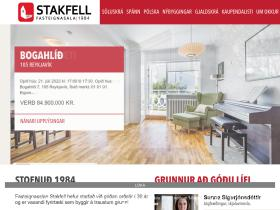 stakfell.is