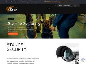stancesecurity.co.uk