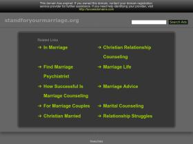 standforyourmarriage.org