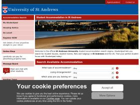 standrewsstudentpad.co.uk