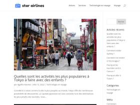 star-airlines.fr