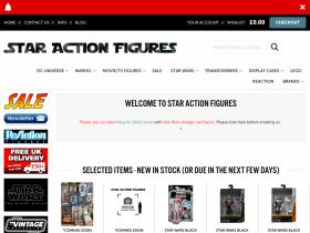 staractionfigures.co.uk