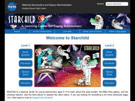 starchild.gsfc.nasa.gov