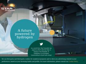 starscientificfoundation.com