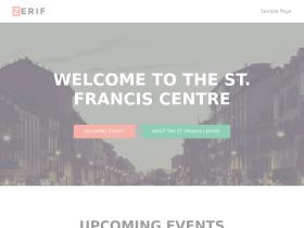 stfranciscentre.org