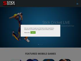 stickcricket.com