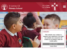 stjamesprimary.co.uk