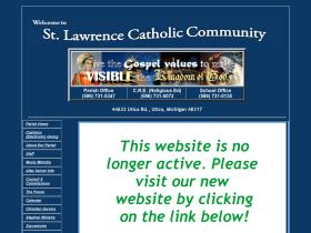stlawrenceparish.com
