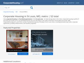 stlouis.corporatehousing.com