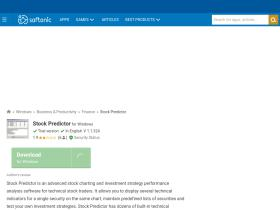 stock-predictor.en.softonic.com