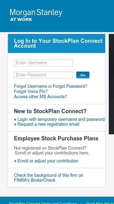 Stockplanconnect com Analytics - Market Share Stats