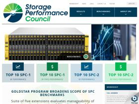 storageperformance.org