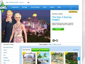 store.thesims3.com