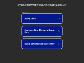 storktowntoysandprams.co.uk