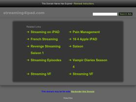 streaming4ipad.com