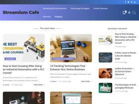 streamiumcafe.com