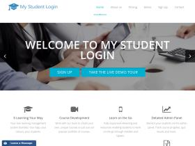 studentlogin.co.uk