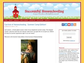 successful-homeschooling-blog.com