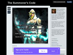 summonerscode.com