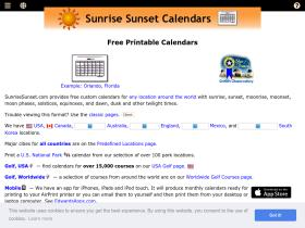 sunrisesunset.com