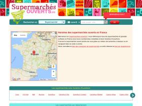 supermarches-ouverts.fr
