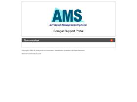 support.amssoftware.com