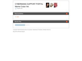 support.cyber-mania.net