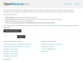 support.opennebula.pro