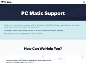 support.pcpitstop.com