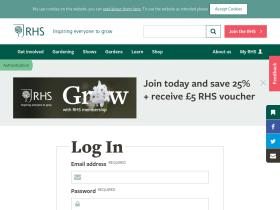 support.rhs.org.uk
