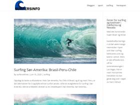 surfersinfo.no